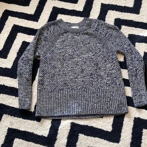 "Universal Thread ""grandpa"" style knitted sweater"
